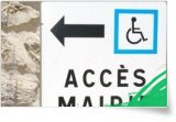 Mairie accessible